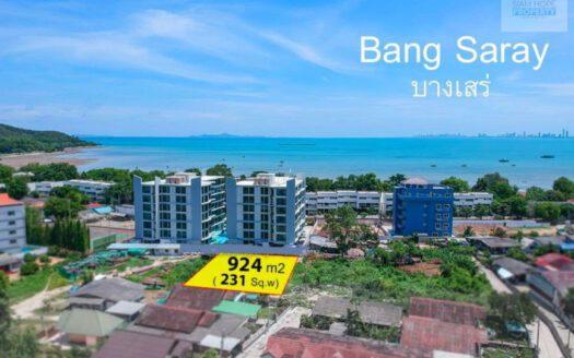 Prodej pozemku, Bang Saray, Pattaya