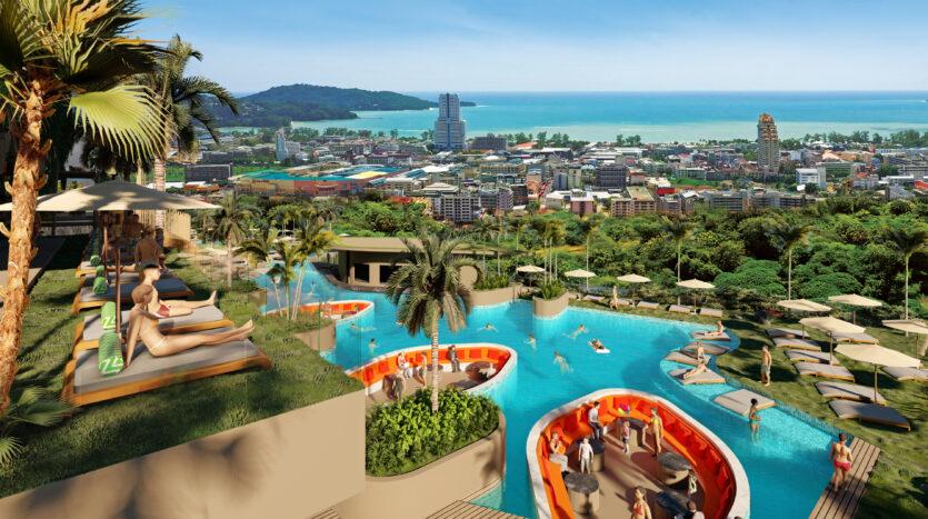 7% garance pronájmu, Phuket