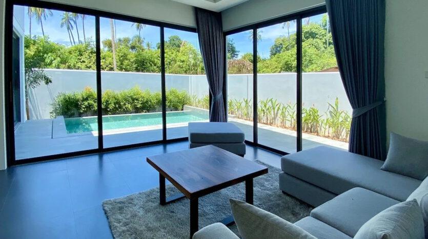 Moderní nová vila, Koh Samui